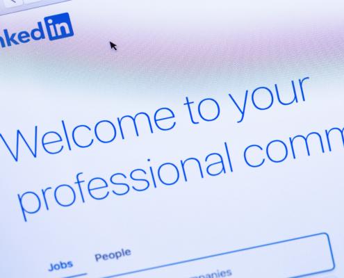 Ep. 3 - LinkedIn Tipps & Tricks landscape 1